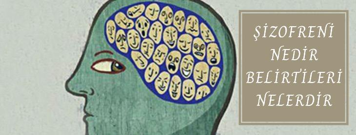 şizofreni belirtileri
